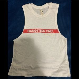Spiritual Gangster Gangsters Only Tank top Small